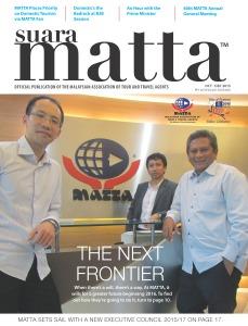 SUARA MATTA 4Q15 Front Cover
