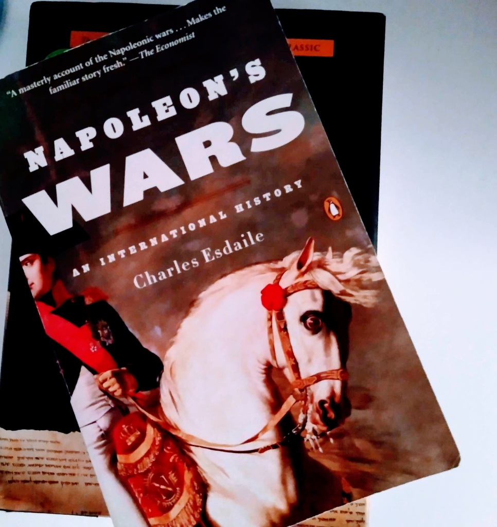 Napoleon's Wars, a long time coming...